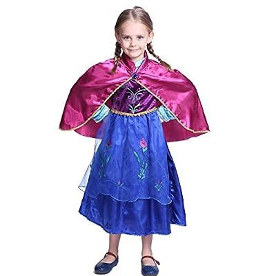 Katara - Vestido con manteleta para niños