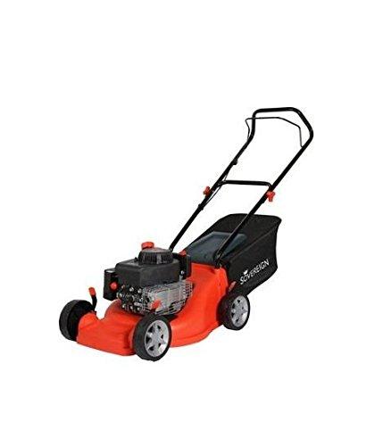Lawnmower Sovereign 40cm Wide Push Petrol 149CC.