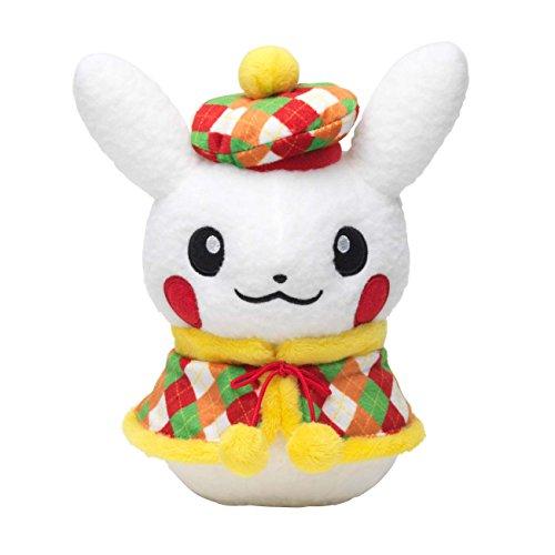 Pokemon Center Original mascot Aurora tour Pika Dharma chica Ver. 2015 limitado