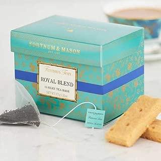 FORTNUM & MASON, Royal Blend, 15 Silky Teabags (NEW!)