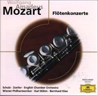モーツァルト : フルート協奏曲 第1番 ト長調 K.313