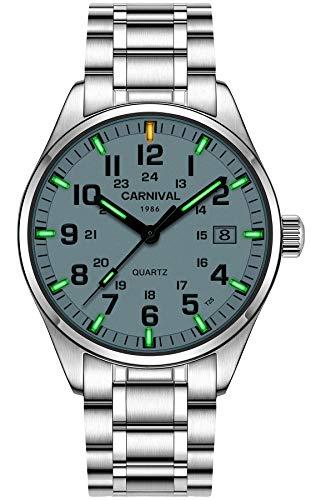 PASOY Men's Luminous Watch