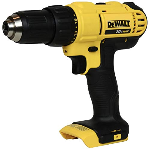 Great Deal! DEWALT 20V MAX Cordless Drill/Driver Kit, Compact, 1/2-Inch (Tool Only, Bulk Packaged) D...