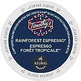Timothy's World Coffee Rainforest Espresso 96 K-Cups