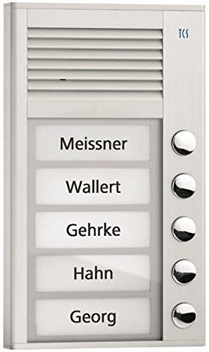 TCS Tür Control Türsprechstelle PAK05-EN