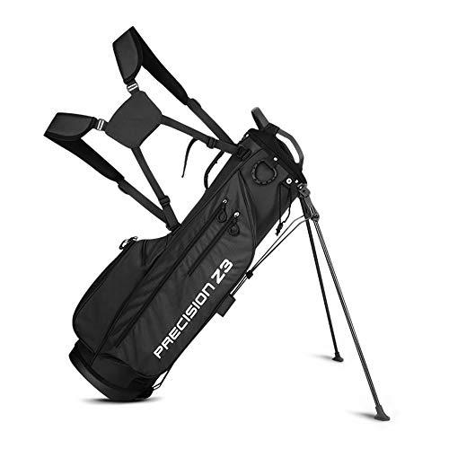 Vertikale Golftasche für Herren und Damen, leichte tragbare Golftasche, wasserdichte Golfschlägertasche aus Nylon, Platz für 13 Schläger, Reisetaschen für das Clubtraining