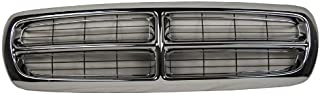 OE Replacement Dodge Dakota/Durango Grille Assembly (Partslink Number CH1200199)
