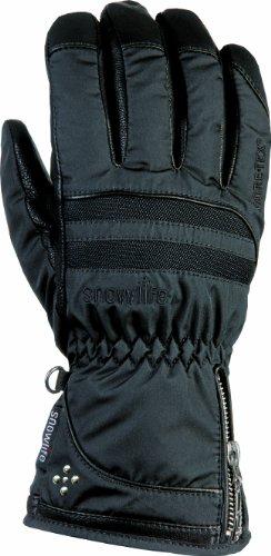 Snowlife Men's Prima GTX XCR Handschuh, XL schwarz - schwarz