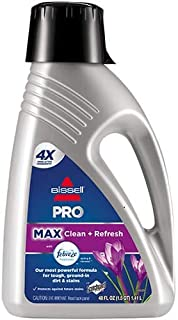BISSELL Pro Max Clean + Refresh with Febreze Freshness Spring & Renewal Formula, 48 fluid Ounces.