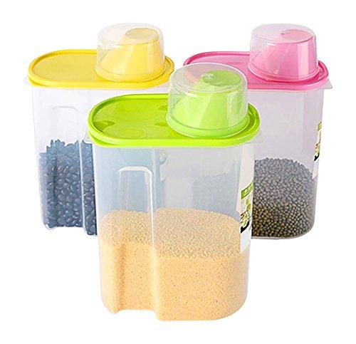 Consejos para Comprar Dispensadores de cereales los 5 mejores. 2