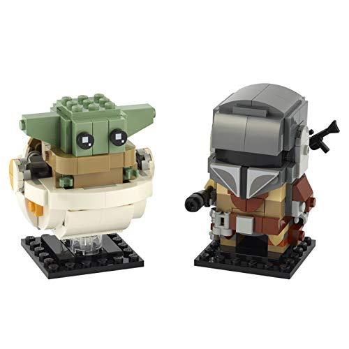 LEGO BrickHeadz Star Wars The Mandalorian & The Child 75317...