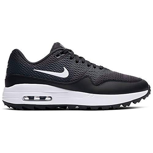 Nike Air MAX 1 G, Walking Shoe Mujer, Negro, 39 EU