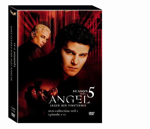 Angel - Season 5/Box Set 1 (Ep.1-11)