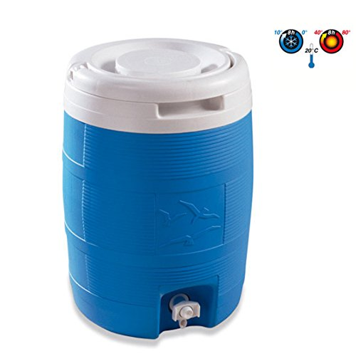 Water Bottle Thermal Bottle Container for Water Spring Plastime...