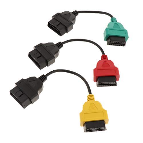 Homyl Câble de Connexion pour Adaptateurs ECU 3pcs