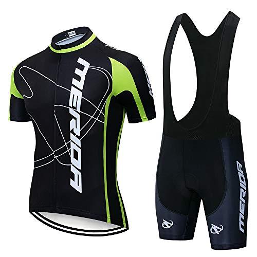 STEPANZU Completo Ciclismo Squadre Uomo Abbigliamento Ciclismo EstivoTraspirante Abbigliamento MTB Specialized Body Ciclismo Corta