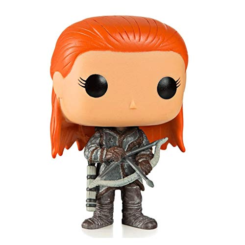 Funko Pop Television : Game of Thrones - Ygritte 3.9inch Vinyl Gift for Boys Fantasy Television Fans SuperCollection