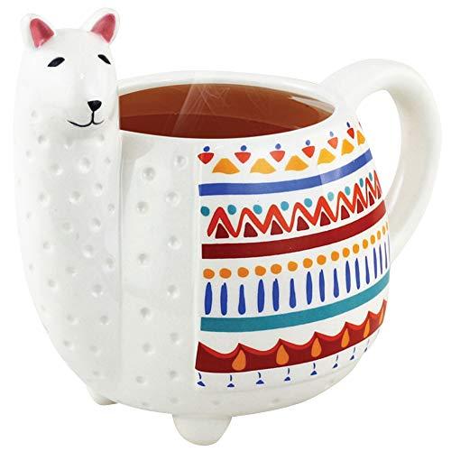 Llama Tea Mug -High Heat Resistant- Ceramic Mug