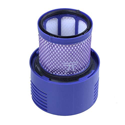 SODIAL Unité de Filtre Lavable pour Dyson V10 SV12 Aspirateur de Nettoyage Total Absolue Animaux Cyclone