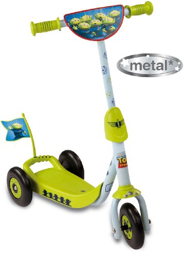 SMOBY 450 129 - scooter Toy Story, 3 ruedas