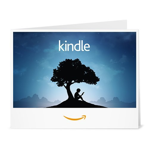Amazon Gift Card - Print - Kindle Books