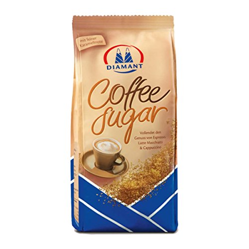Diamant Coffee Sugar 6x500 Gramm