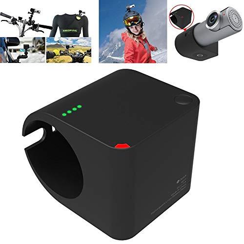 Goluk T1 T2 T3 Portatile Holder Ricarica Intelligente, Dock Station Alimentazione di Emergenza per la Bici del Motociclo di Sport Esterni