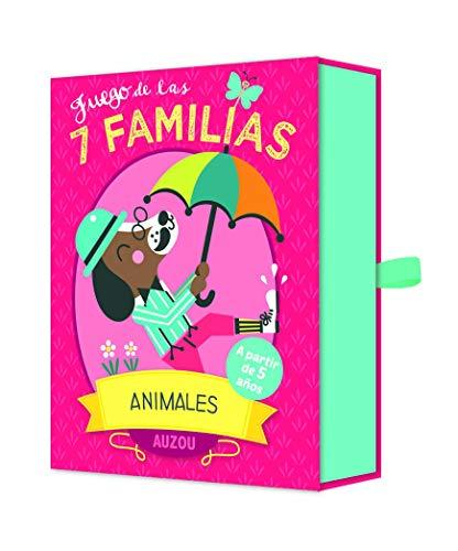 Auzou 85782 Familiekaarten, meerkleurig