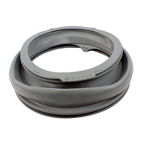 Zanussi - Tapa de goma para puerta de lavadora