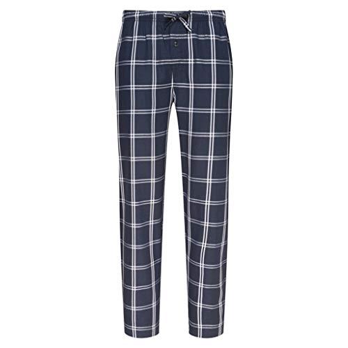 Jockey - Just Squared 500772H - Schlafanzug - Hose lang (M Navy)