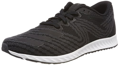 adidas Aerobounce Pr W, Zapatillas de Running Mujer, Negro (Core Black/Silver Metallic/White 0), 38 EU
