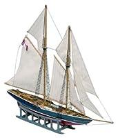 木製帆船模型 マモリミニ MM11 ブルーノーズ BLUENOSE