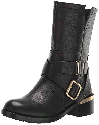 Vince Camuto womens Wethima Fashion Boot, Black 01, 8.5 US