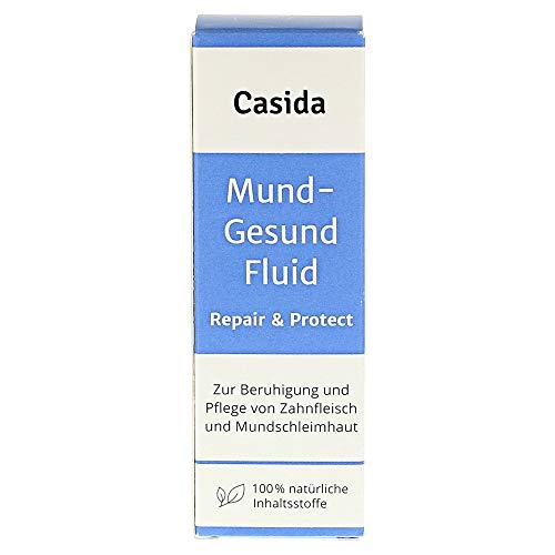 Mund-Gesund Fluid Repair & Protect - Pflanzliche Hilfe bei Zahnfleischentzündung, Parodontose, Apthen, 10 ml