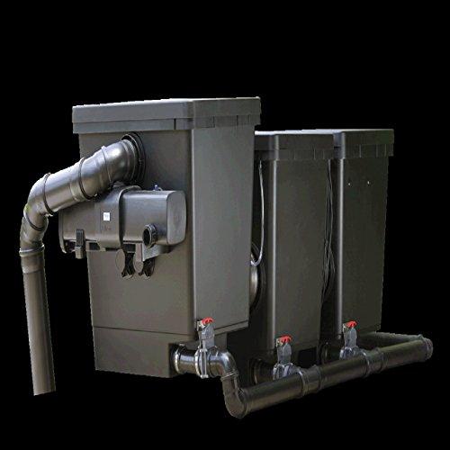 Oase ProfiClear filtro professionale a tamburo, a pompa