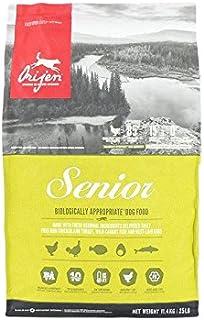 ORIJEN Senior - Comida para perro, 11,4 KG, 1 Saco