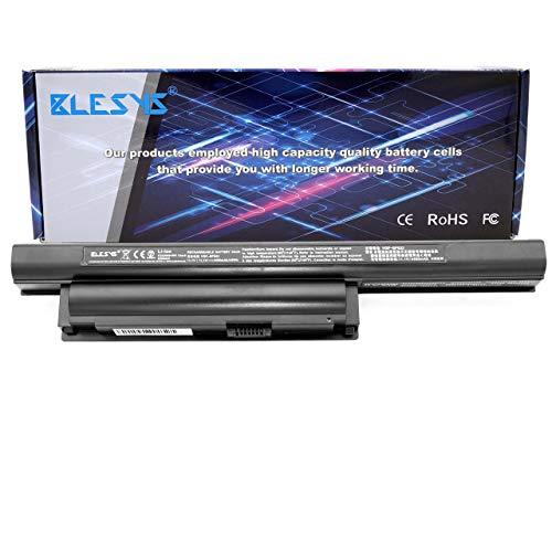 BLESYS 48Wh BPS22 Laptop Akku für Sony Vaio PCG-71211M PCG-71211L PCG-71211T PCG-71211V PCG-71211W PCG-71212L PCG-71212M PCG-71212T PCG-71213M PCG-71215L PCG-71216L PCG-71217L PCG-71218L