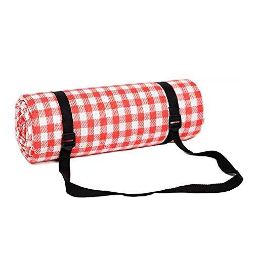 Picknick Buitendeken, Draagbare Opvouwbare Waterdichte Picknickdeken, Verdikte Parkdeken, Extra Grote Strandmat, Voor Buitenshuis, Strand, Kamperen Met Handvat