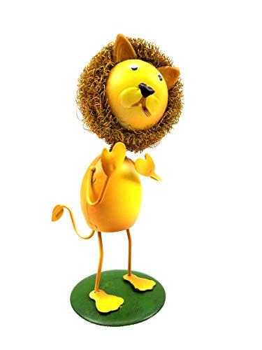 SK Garden And Home Ornament - Wizard Of Oz Lion Bobbin Figure