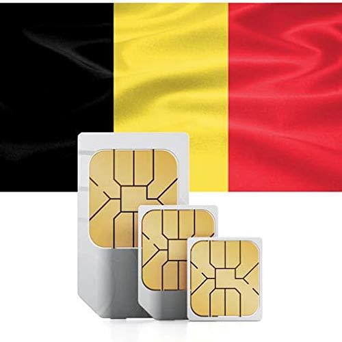 Westeuropa (Österreich, Deutschland, Belgien, Niederlande, Schweiz, etc.) Prepaid-Daten-SIM-Karte (2 GB, für 30 Tage in 71 Ländern, 3G, Nano/Micro/Standard)