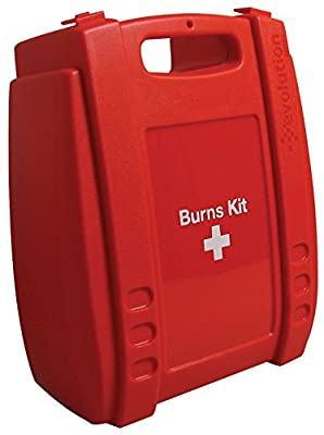 Safety First Aid Group Burn Kit (Medium Box) by Safety First Aid Group