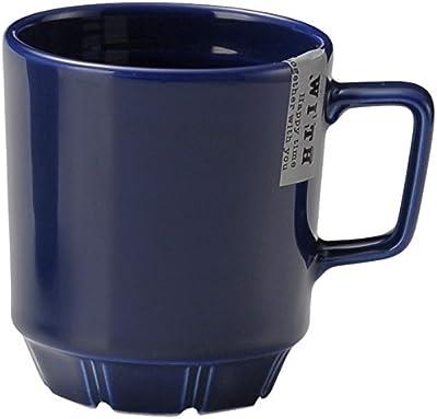 三郷陶器 イココチ ウィズ マグカップ(BLUE) 6778-03