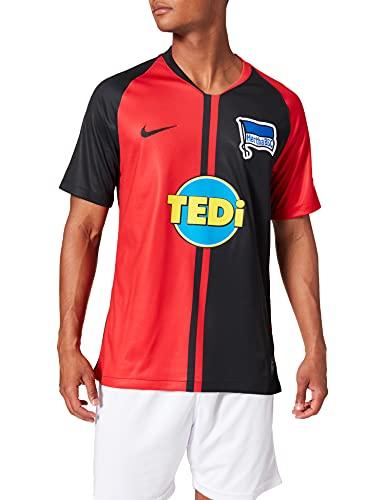 Nike Herren HBSC Breathe Stadium Auswärt Teamtrikot, University Red/Black, M