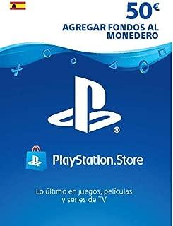 TARJETA PSN CARD 50€ | Código de descarga PSN - Cuenta española
