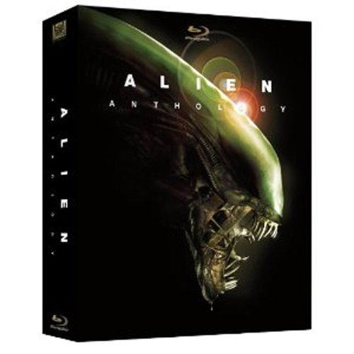 Alien Anthology (Alien / Aliens / Alien 3 / Alien: Resurrection) [Blu-ray]