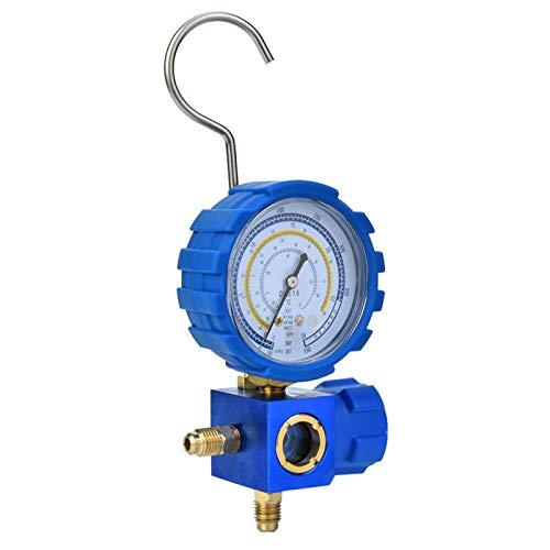 Kühlwerkzeuge, rostfreie Verteilerlehre, G1 / 4 550psi R410A R407C für R134A R22