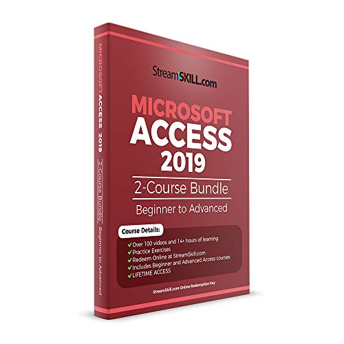 Access 2019 Training Course - Access 2019 Training for Beginner, Intermediate and Advanced Learners