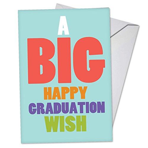 Witzige Graduationskarte mit Umschlag C3458GDG