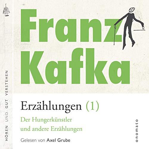 『Franz Kafka - Erzählungen 1』のカバーアート