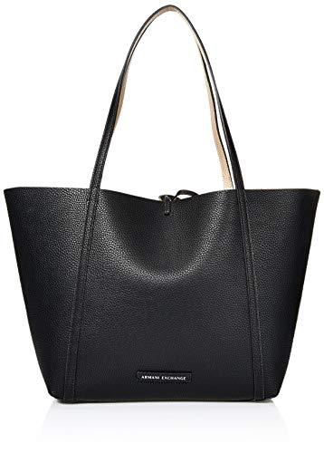 ARMANI EXCHANGE Borsa donna pebble pu reversible tote shopping bag 942034...